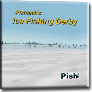 Total icefish for Ice fishing games free